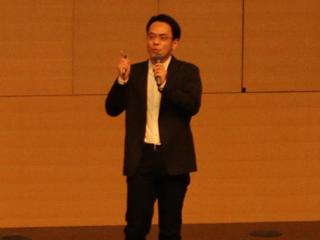 小野島大介ONOSHIMA Daisuke、プレゼンテーションpresentation